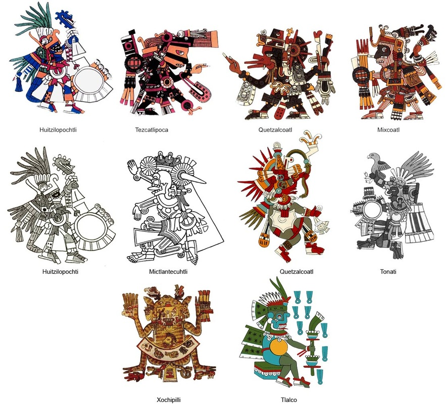 What did the Aztecs believe in? - MEXICAN AZTECS